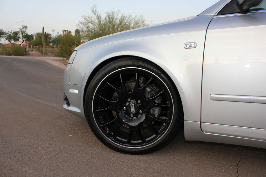 B7 Audi A4 Suspension & Wheels