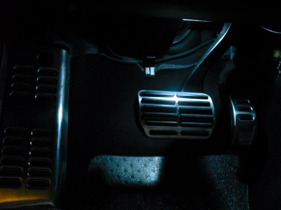 LED Interior Footwell Lights