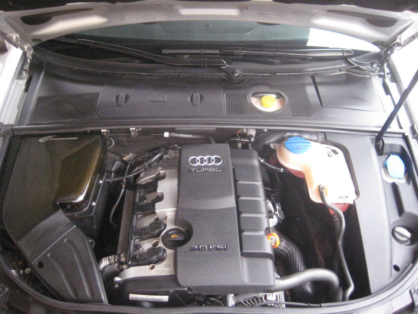 Carbonio Intake Installation Instructions For Audi A4 B7 2