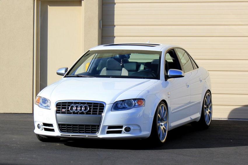 Audi TT-S steering wheel,