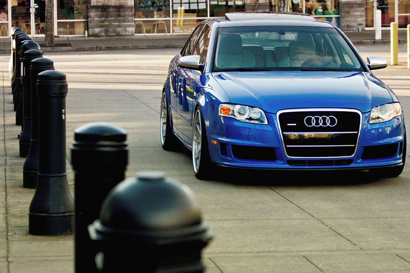 Featured Ride B7 Audi S4 Dtm On 20 Adv 1s Nick S Car Blog