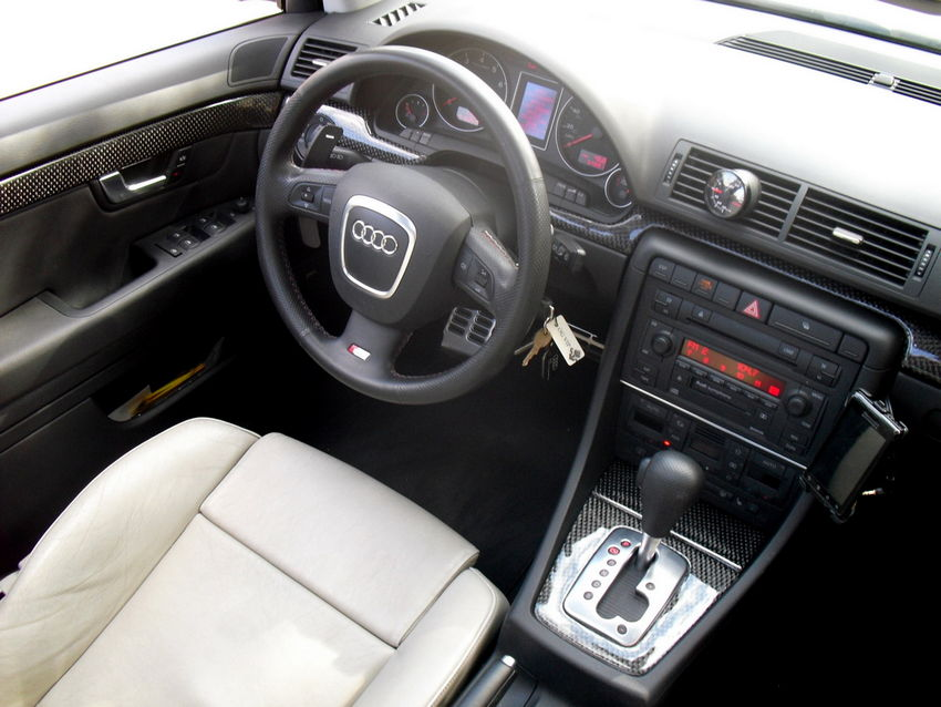 B6 b7 trim removal finished product for Audi a4 interieur