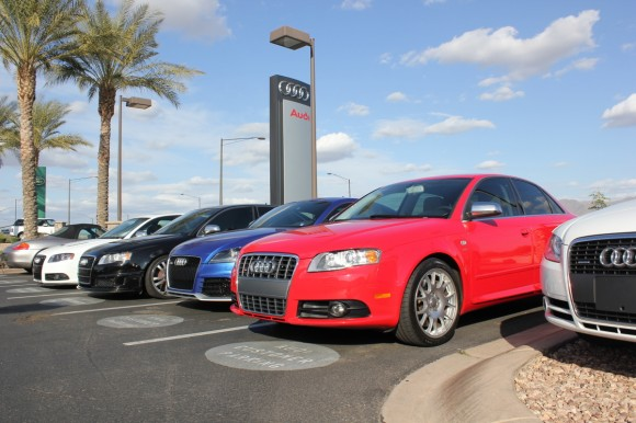 The Next Chapter: Brilliant Red B7 S4 6MT – Nick's Car Blog