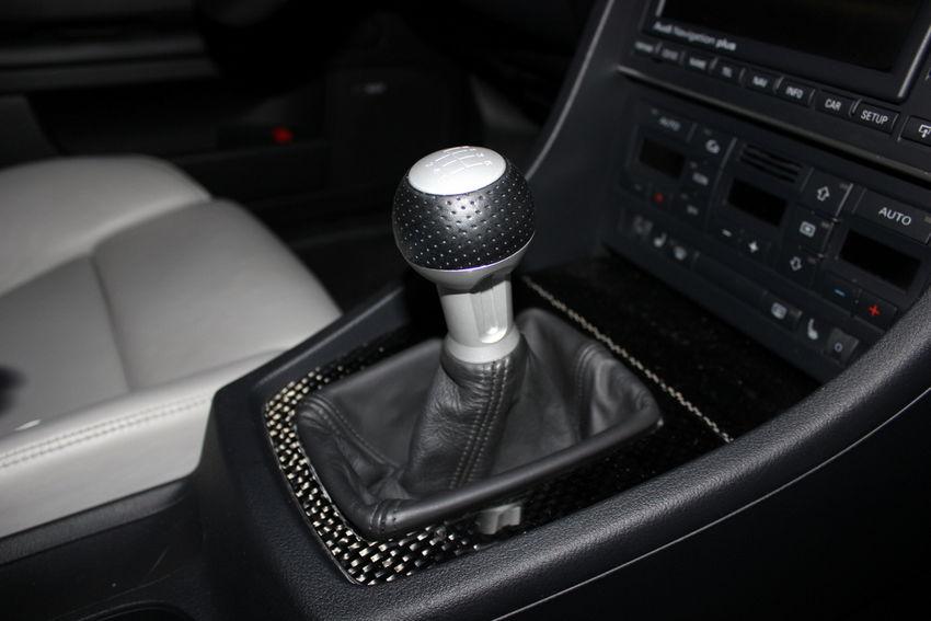 How to Change the Shift Knob on a B6/B7 Audi A4/S4/RS4