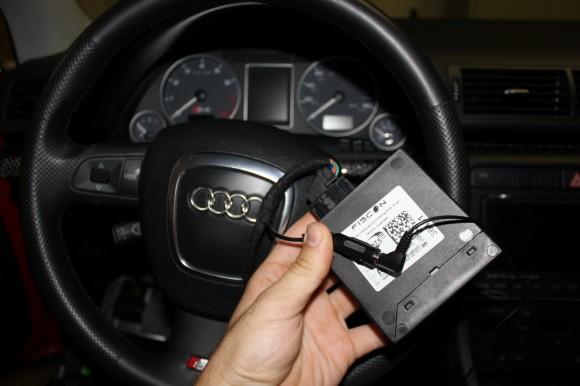Bluetooth Retrofit Audi A4 S4 With Rns E Nick S Car Blog