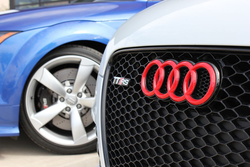 Audi TT-RS Photoshoot Feature
