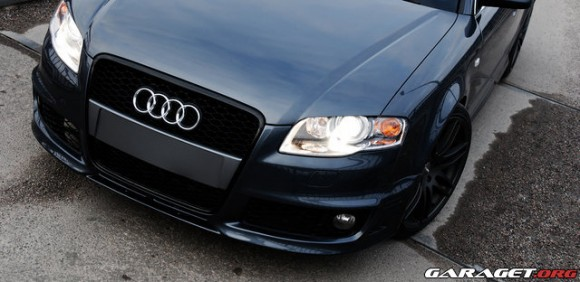 Hofele RS4 Bumper