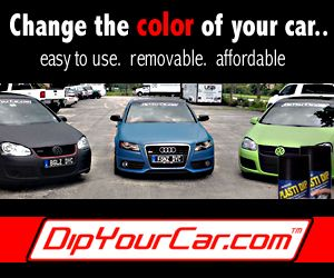 Plasti-Dip Your Car