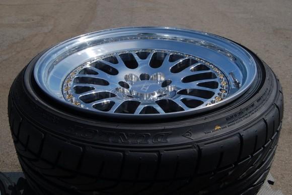 CCW Classic Polished Wheel
