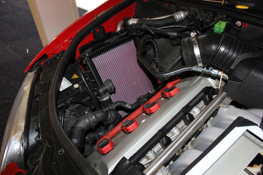 K&N Air Filter for B6/B7 Audi S4 – Nick's Car Blog