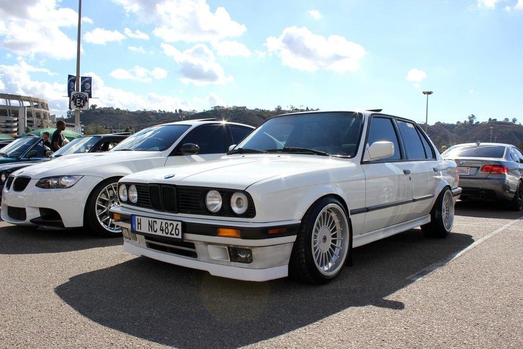 Alpina E30 BMW