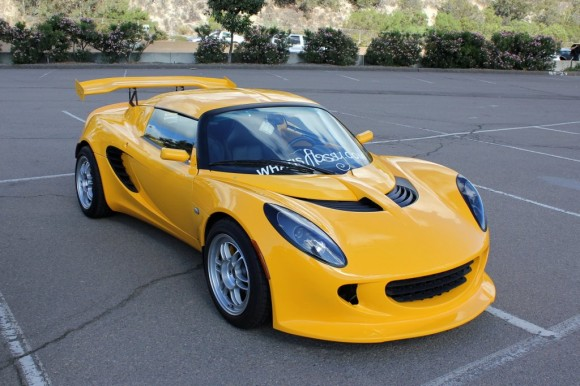 Lotus Elise Race Car