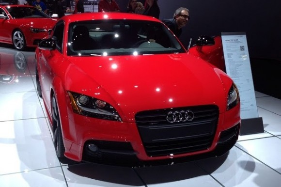 Audi TT S-Line Competition