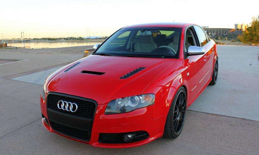 Blacked Out Headlight Mod B7 Audi A4 S4 Rs4 Nick S Car