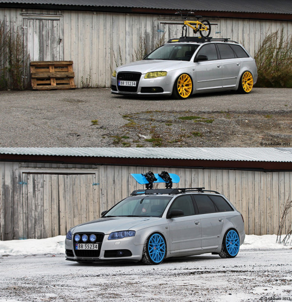 Glac S Crappy Audi And Other Stuff
