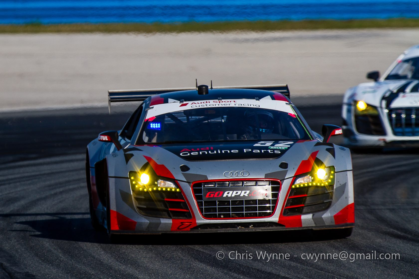 Audi Pictures from the Rolex 24 Hours at Daytona in 2013