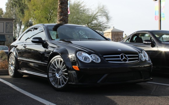 Mercedes CLK Black Series