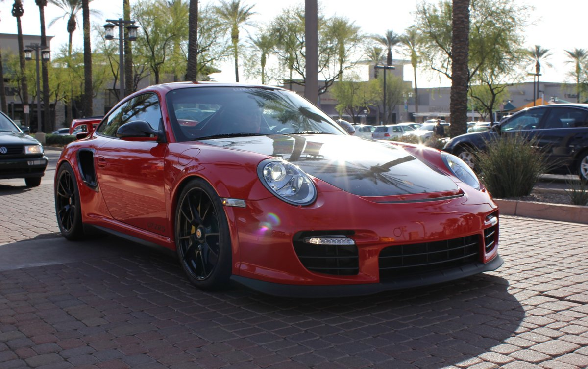 Scottsdale Cars &amp; Coffee &#8211; Feb, 2013