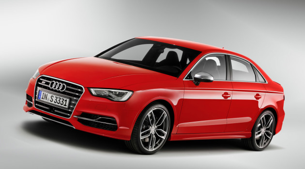 The New Audi S3 Sedan Is Going to Rock