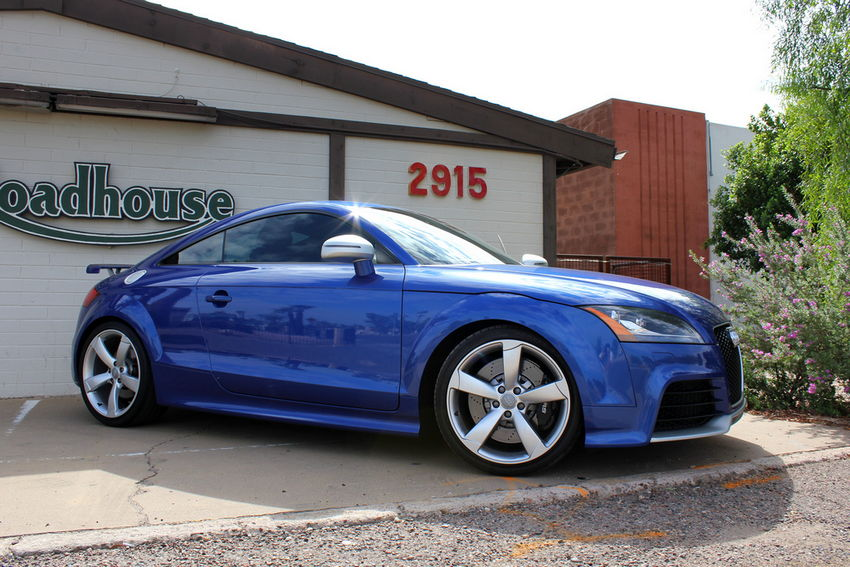 Audi TTRS MSS Spring Kit for Magnetic Ride – Nick's Car Blog