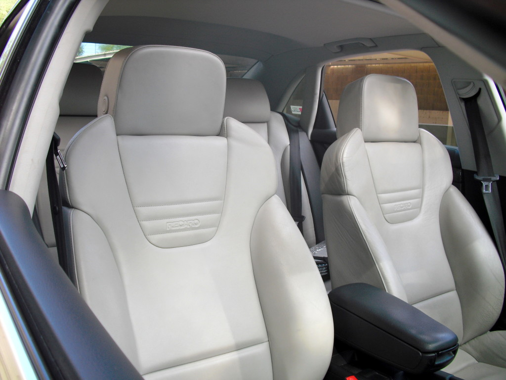 How I Keep My Platinum Silver White Leather Seats Clean Nicks Car Blog