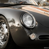"Porsche 550 Spyder ""Outlaw"" Replica by Seduction Motorsports"