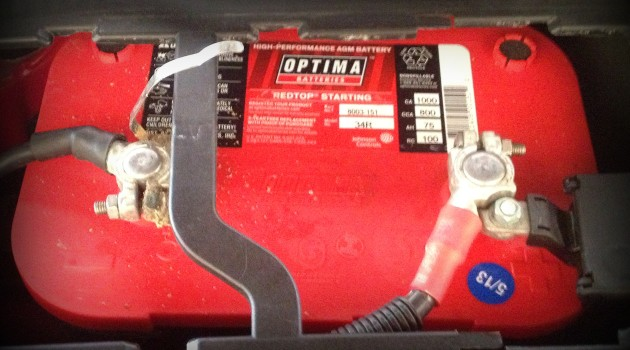 Optima Red Top for B7 Audi A4/S4