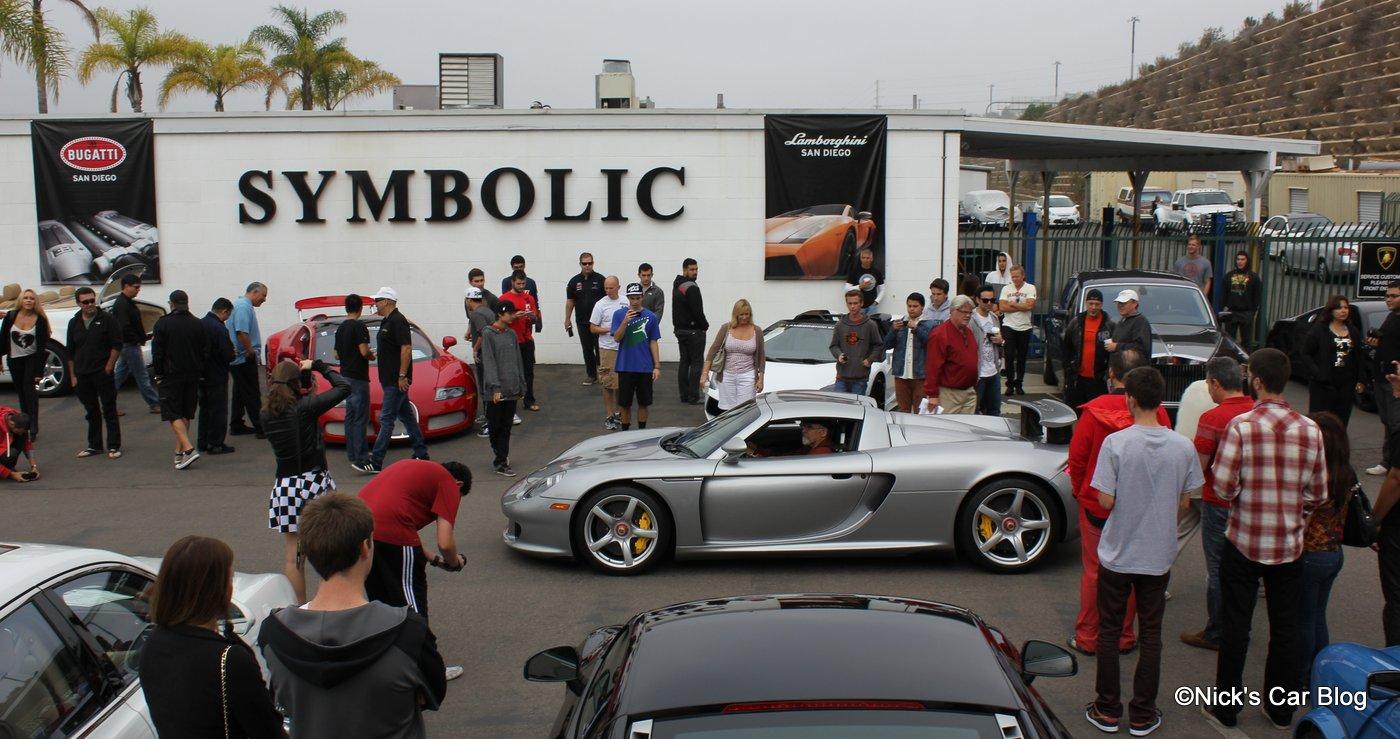 Symbolic Cars Coffee October 2013 Nick 39 S Car Blog