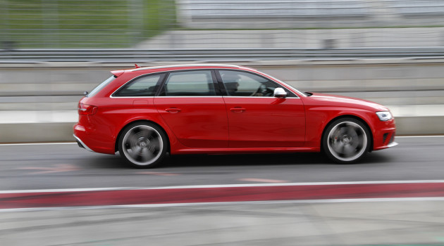 The Audi RS Avants: What the US is Missing