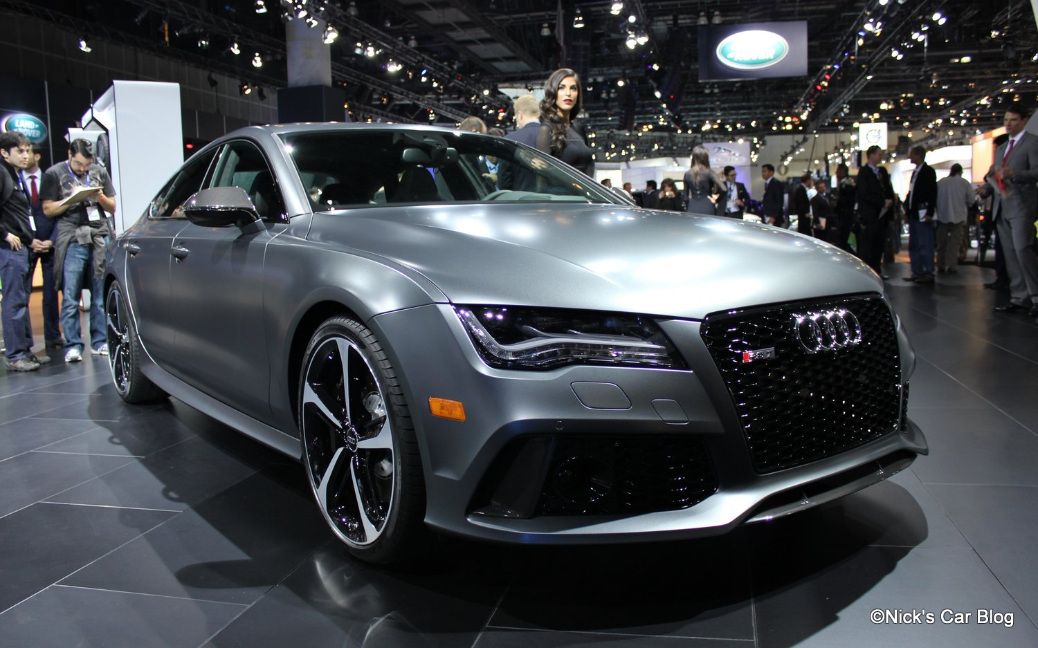Audi Rs7 Matte Grey Www Imgkid Com The Image Kid Has It