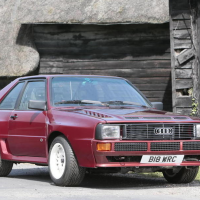 Four of the Most Expensive Audis Sold at Auction