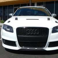Photoshoot: Blake's RS4 at Quattro de Mayo Arizona