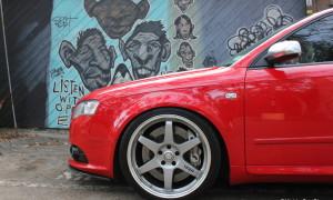 Photo Shoot: My B7 Audi S4 on Volk LE37s