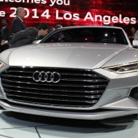 Audi A9 Prologue Concept – Live Photos from LA Auto Show
