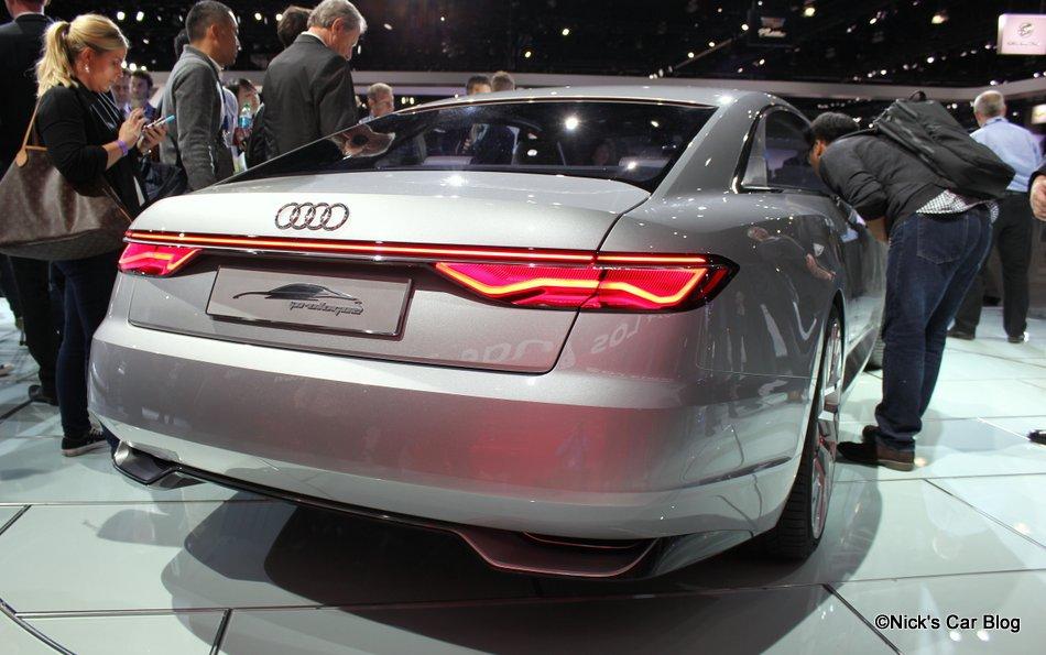 Audi A9 Prologue Concept – Live Photos from LA Auto Show – Nick\'s ...
