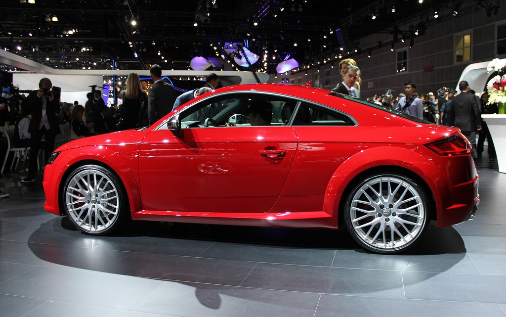 A Brief History Of The Audi Tt Nick S Car Blog