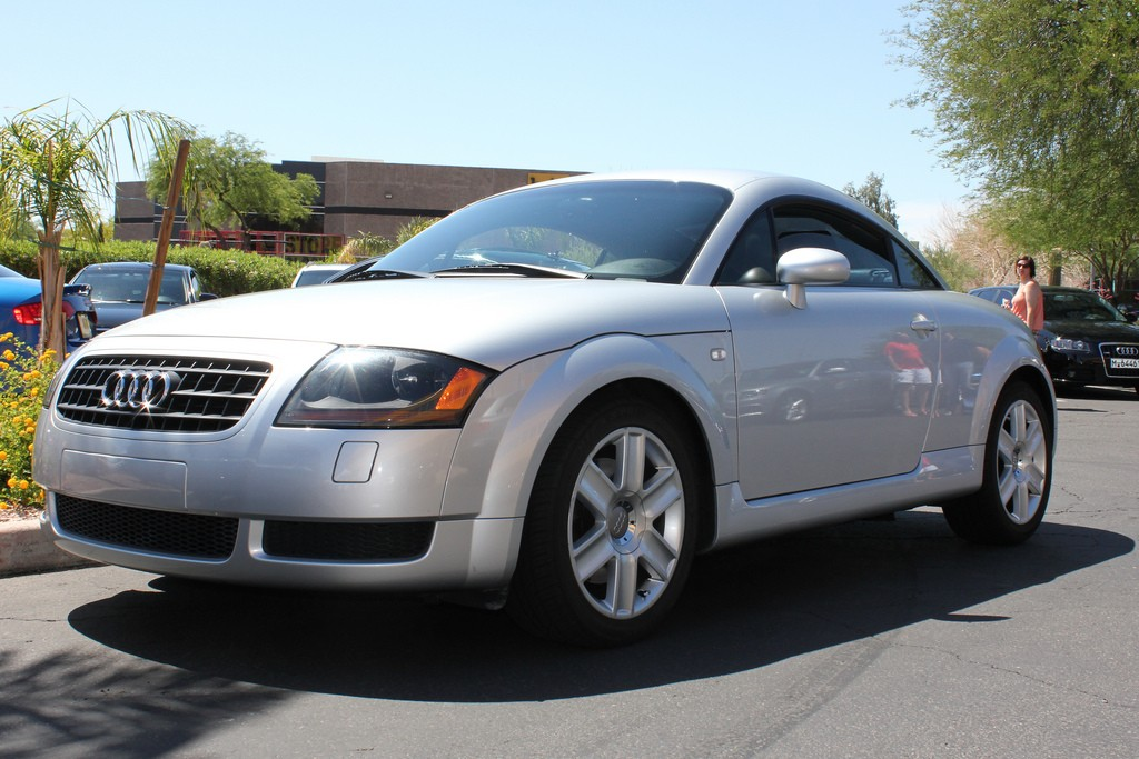 A Brief History of the Audi TT – Nick's Car Blog
