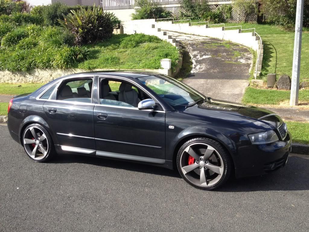 Audis on OEM Rotor Wheels: Mega Gallery – Nick's Car Blog