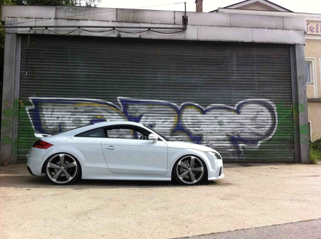 Audis On Oem Rotor Wheels Mega Gallery Nick S Car Blog