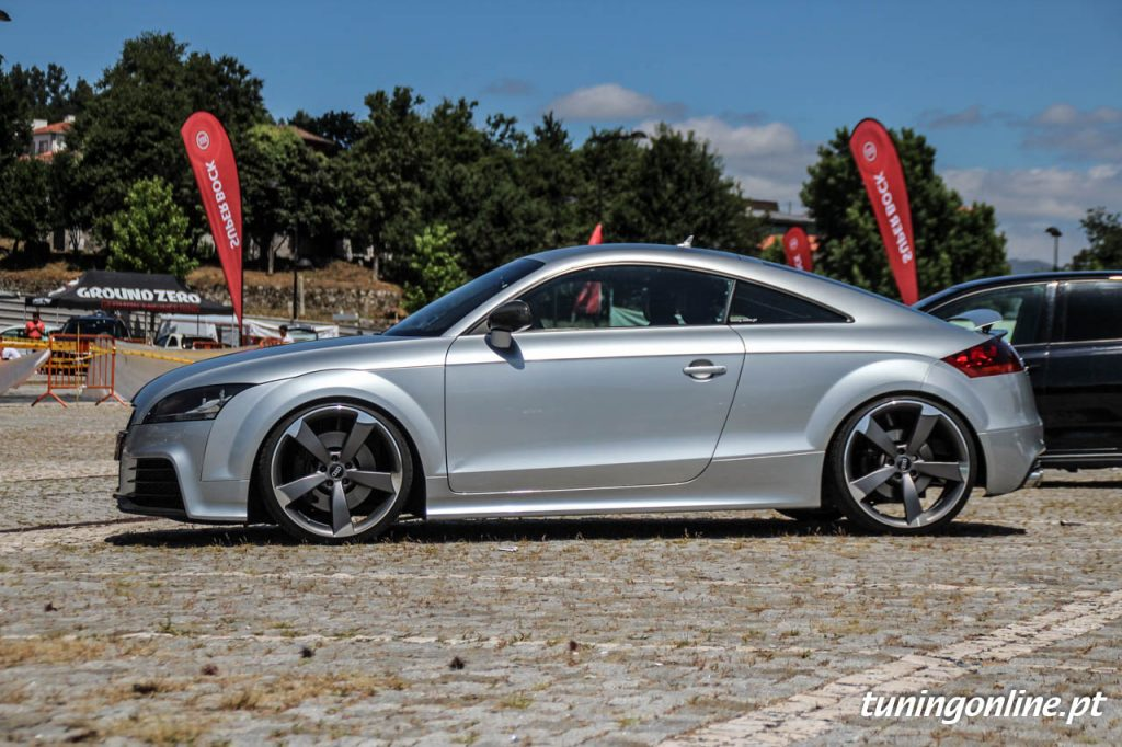 Rui S Mkii Audi Tt On 20 Rotor Wheels Nick S Car Blog