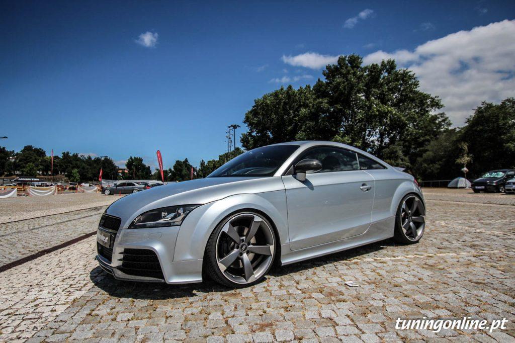 Rui S Mkii Audi Tt On 20 Rotor Wheels Nick S Car Blog