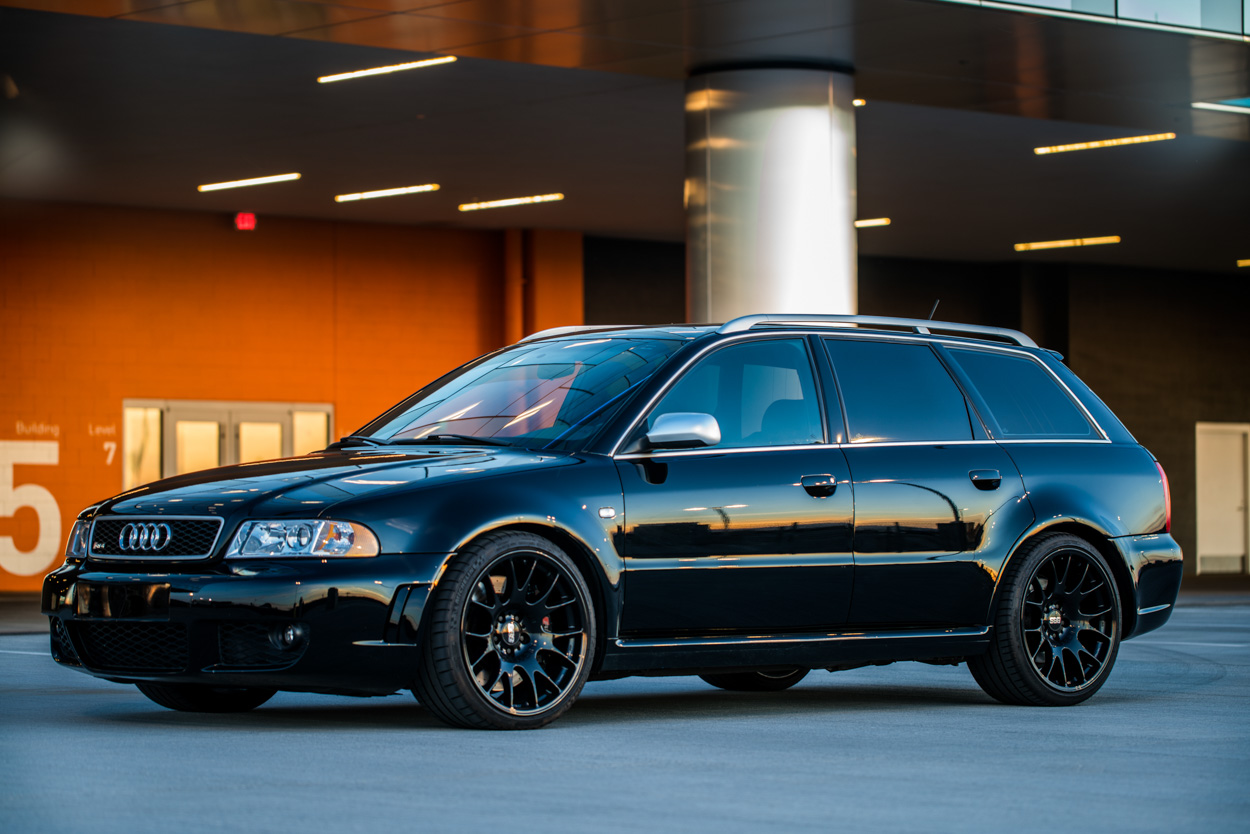 Fully Legal B5 Audi Rs4 For Sale In The Us Nick S Car Blog