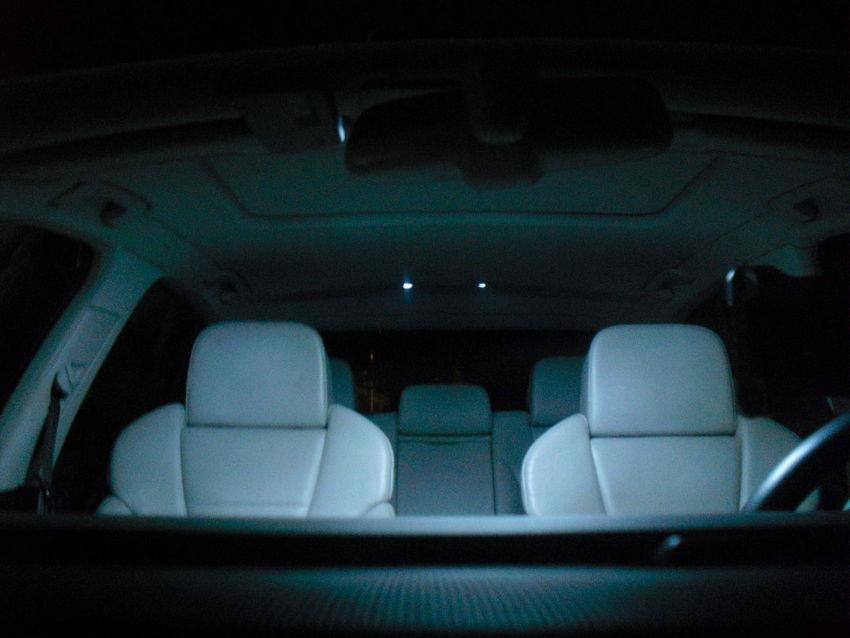 Audi A4 Led Interior Lighting B6 B7 Diy Amp Pics Nick S
