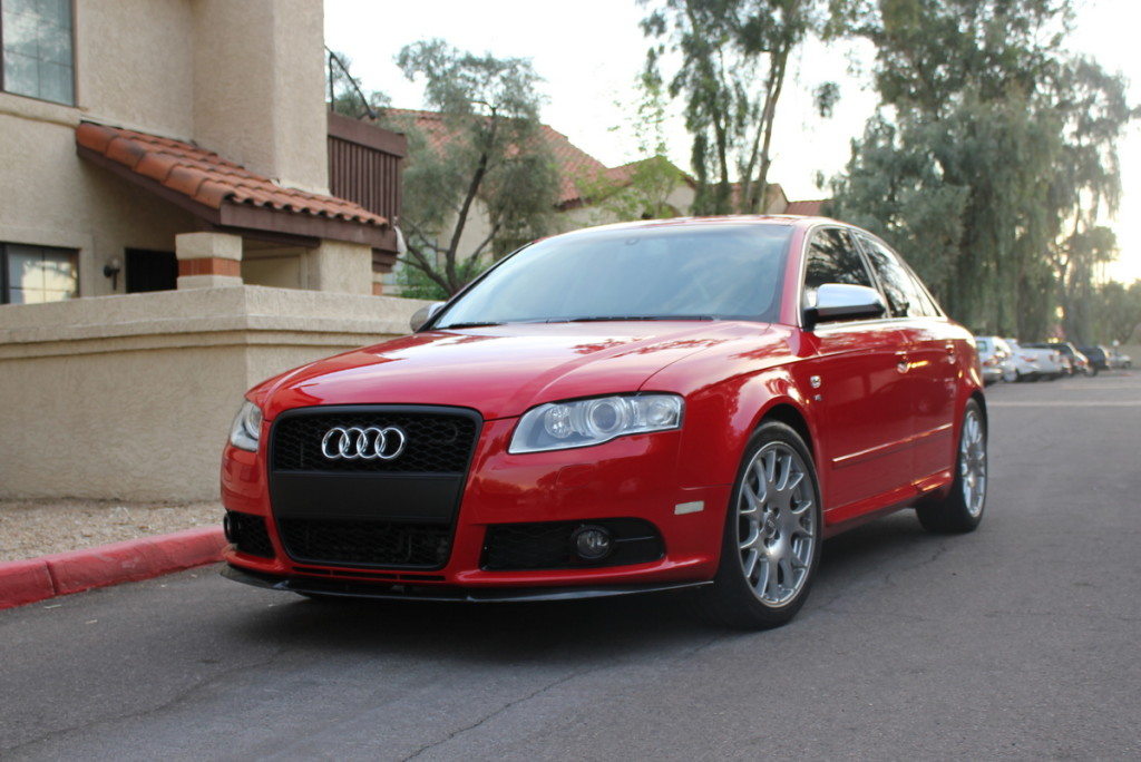 Audi S4 B5 German Style >> B7 Audi RS4 Lower Grilles on a S4 or S-Line Bumper – Nick's Car Blog