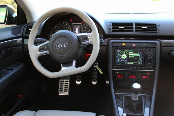 Flat Bottom Steering Wheel Swap Audi TT R8 Wheel In A