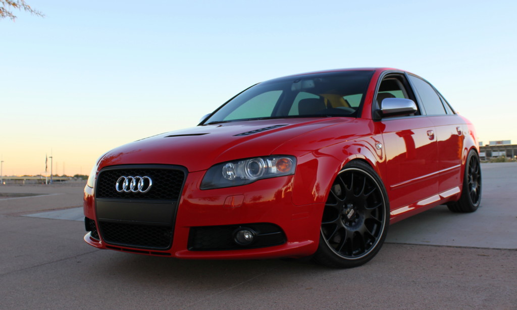 Blacked Out Headlight Mod B7 Audi A4 S4 Rs4 Nick S Car