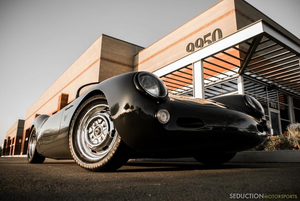 Porsche 550 Spyder Outlaw Replica By Seduction