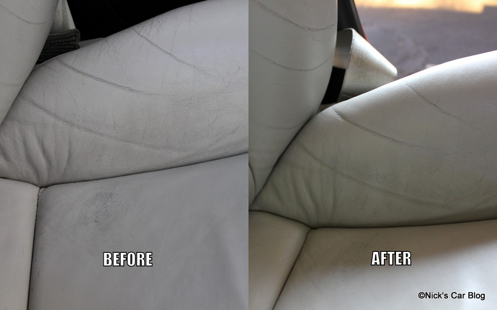 Leather Honey Review: Cleaner + Conditioner – Nick's Car Blog