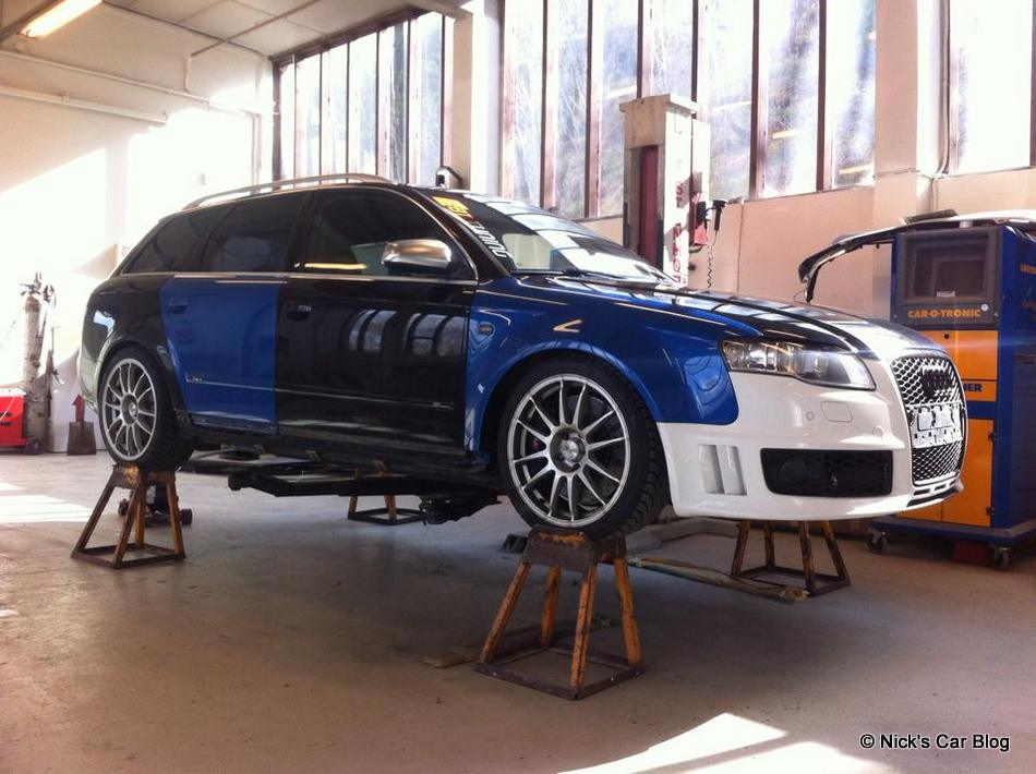 Steffen S B7 Avant With Rs4 Conversion From Norway Nick