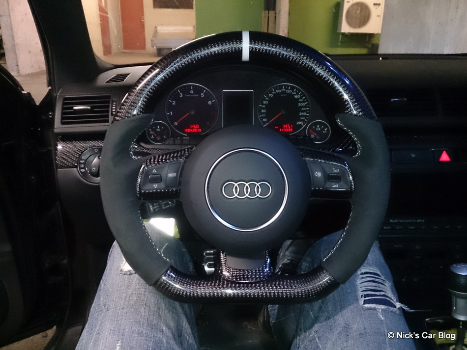Steffen S B7 Avant With Rs4 Conversion From Norway Nick S Car Blog